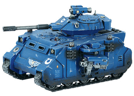 Tank Predator (Space Marine - Warhammer 40.000)