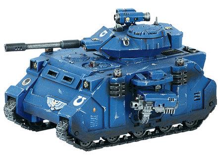 Tank Predator (Space Marine - Warhammer 40.000)