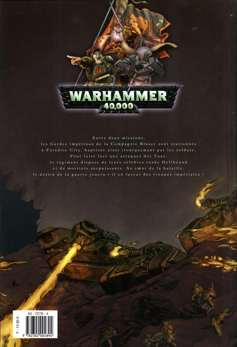 T5 : A l'épreuve du feu - Warhammer 40.000