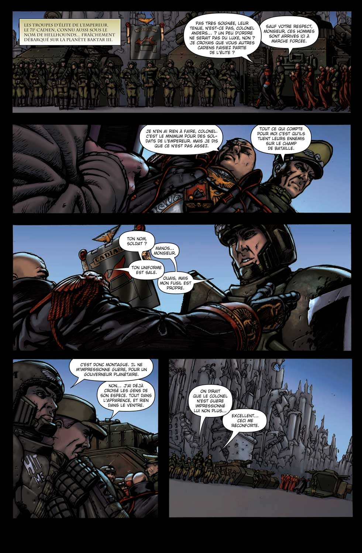 T5 : A l'épreuve du feu - Warhammer 40.000 - Page 2