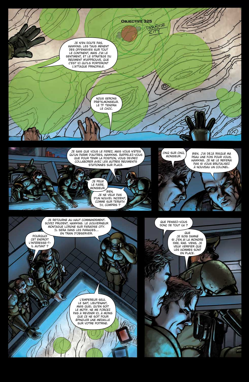 T5 : A l'épreuve du feu - Warhammer 40.000 - Page 4