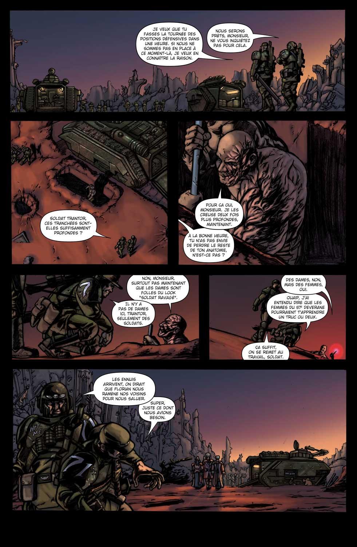 T5 : A l'épreuve du feu - Warhammer 40.000 - Page 5