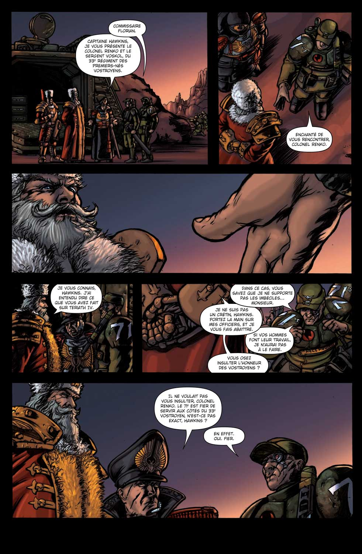 T5 : A l'épreuve du feu - Warhammer 40.000 - Page 6