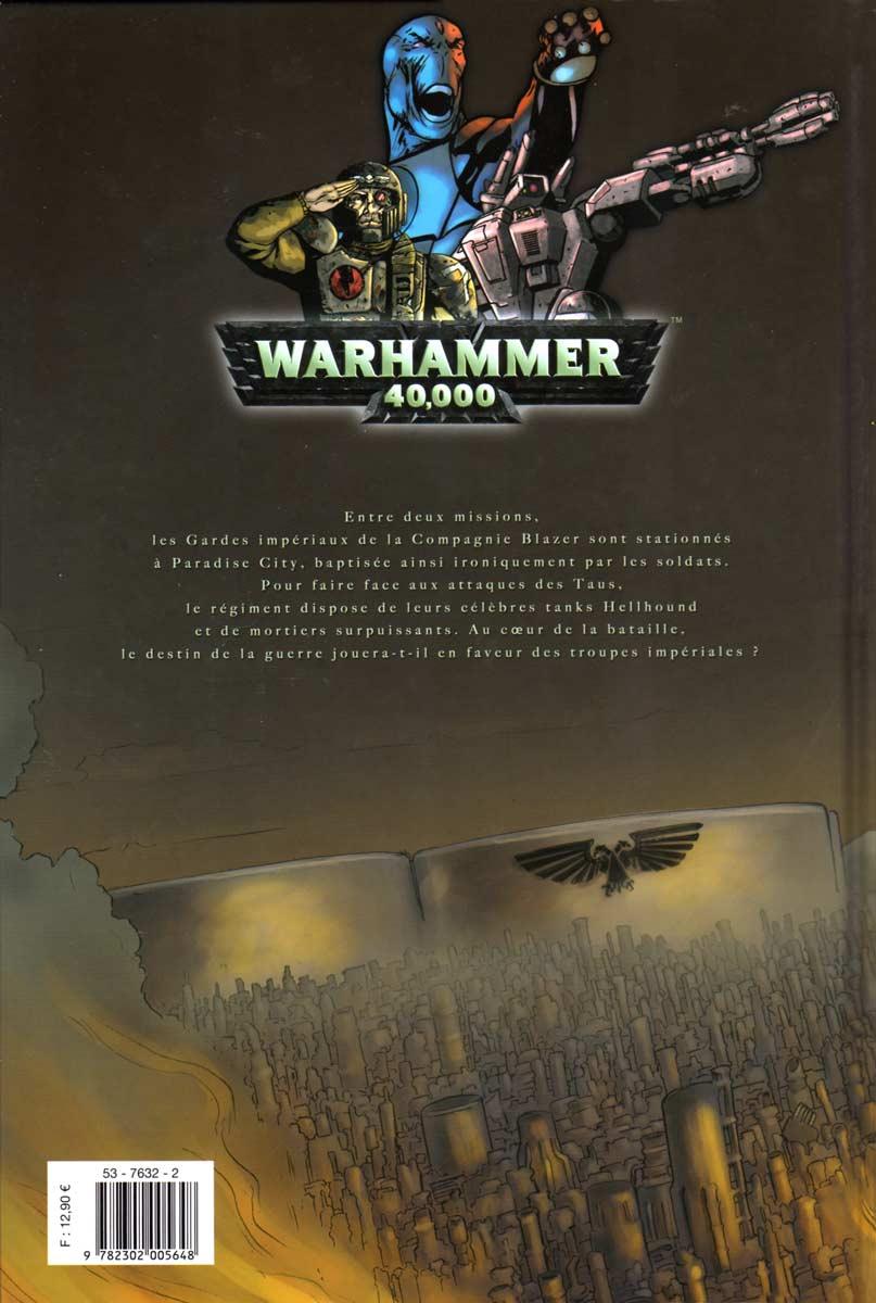 T6 : Les terres brûlées - Warhammer 40.000