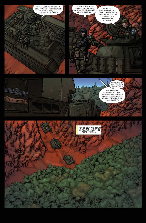 T6 : Les terres brûlées - Warhammer 40.000 page 2