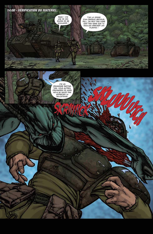 T6 : Les terres brûlées - Warhammer 40.000 page 3