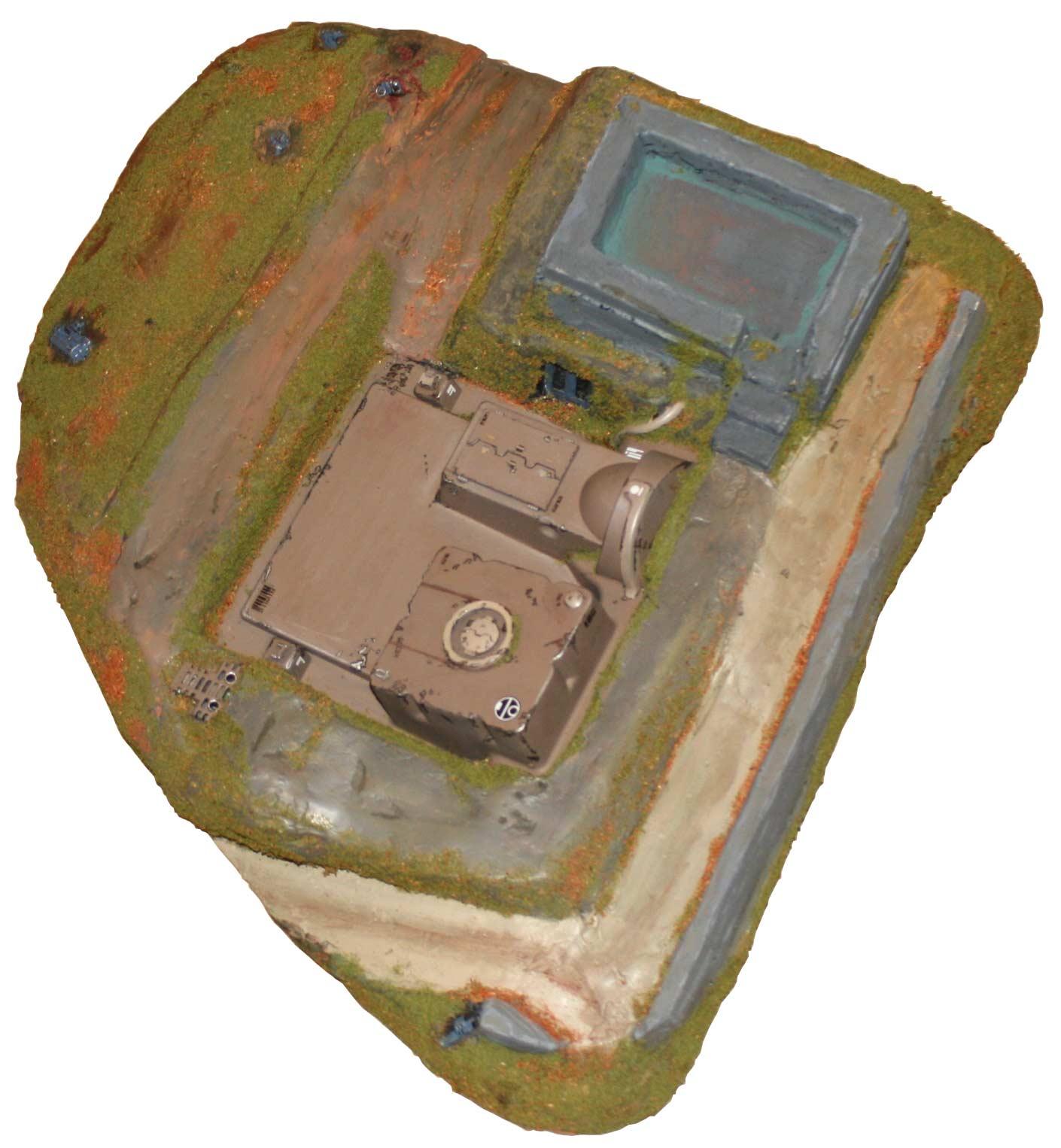 Générateur Tau (Décor Warhammer)