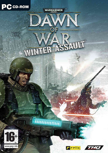 Covert de la boite de l'extension Winter Assault