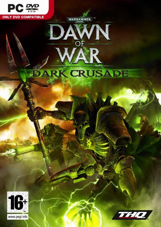 Covert de l'extension dark crusade