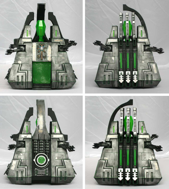 Monolithe Nécron (Warhammer 40.000)