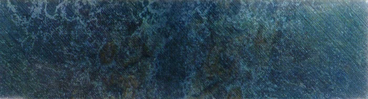 latéral dessous du Dos du packaging de l'épave de Rhino et débris de batailles (décor Warhammer 40.000)