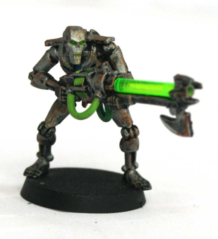 Guerrier Nécron (Warhammer 40.000)