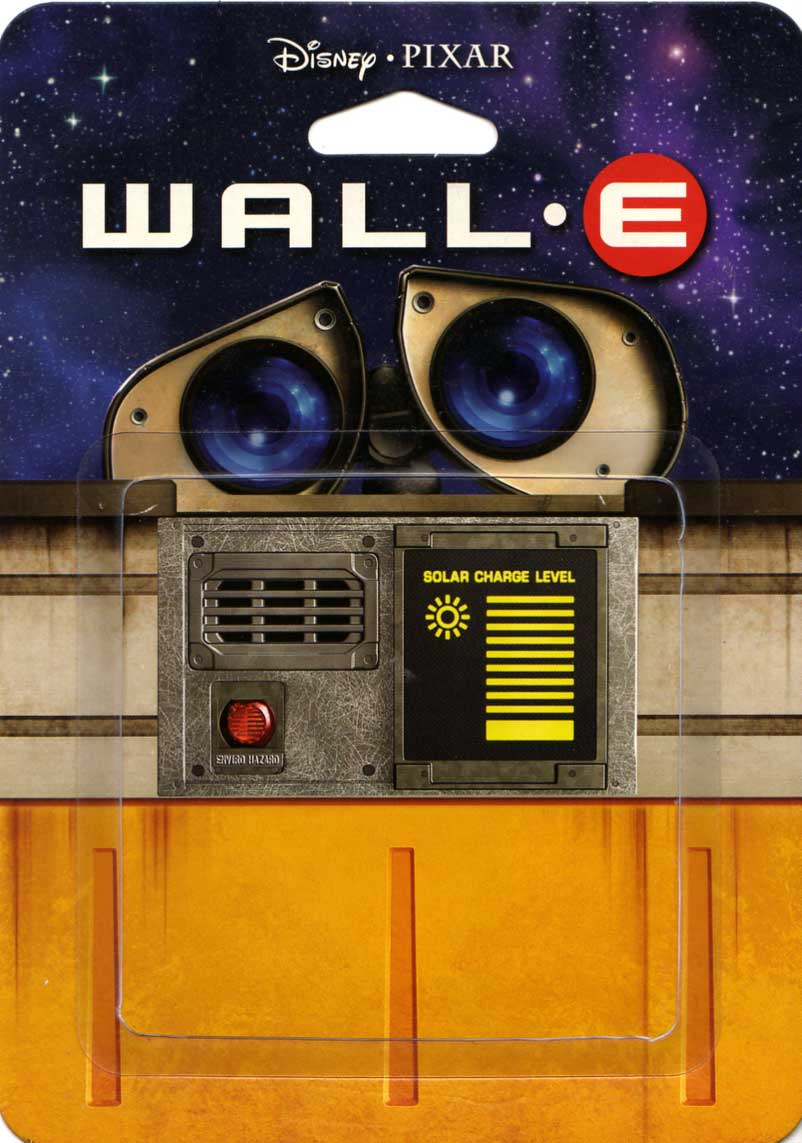 Jeu de familles Wall-E (Cartamundi 2008) packaging face