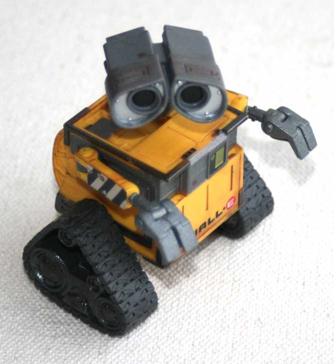Figurine Giochi Preziosi : Wall-E (2008)