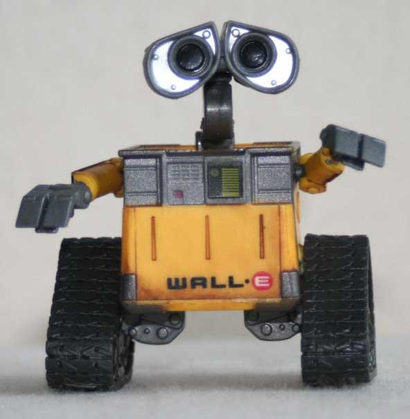 Figurine Giochi Preziosi : Wall-E (2008) face