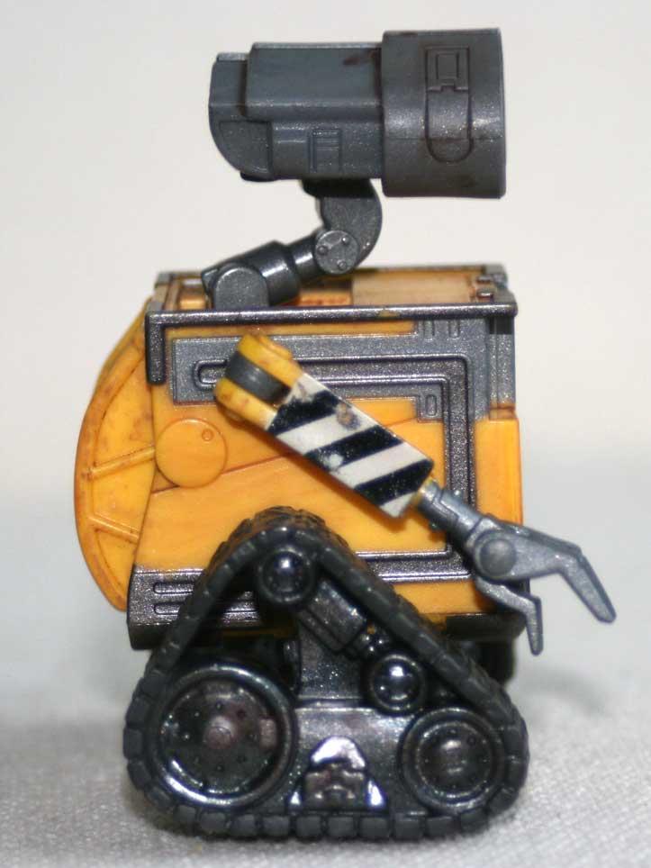 Figurine Giochi Preziosi : Wall-E (2008) droite bras baissé