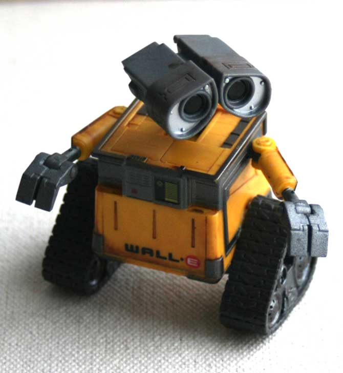 wall e action figurine wall e 2008 figurine giochi. Black Bedroom Furniture Sets. Home Design Ideas