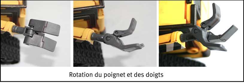Thinkway Toys : Wall-E télécommandé (2008)