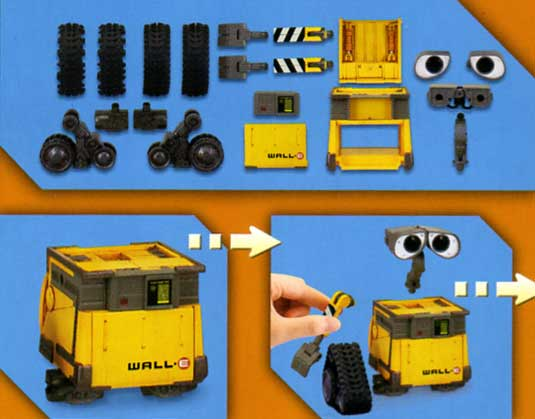 U-Repair Wall-E