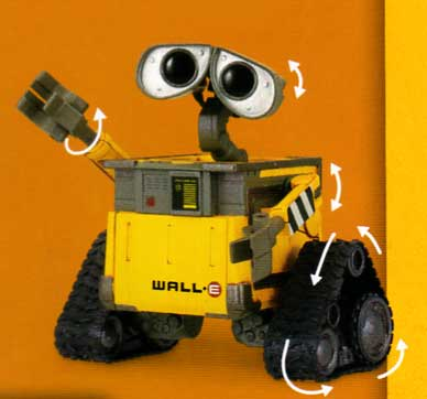 U-Repair Wall-E parties mobiles