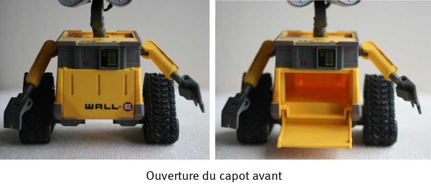 U-Repair Wall-E (2008) capot avant