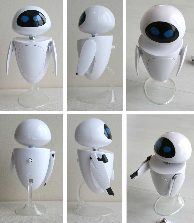 EVE Construct-a-Bot (Wall-E 2008)