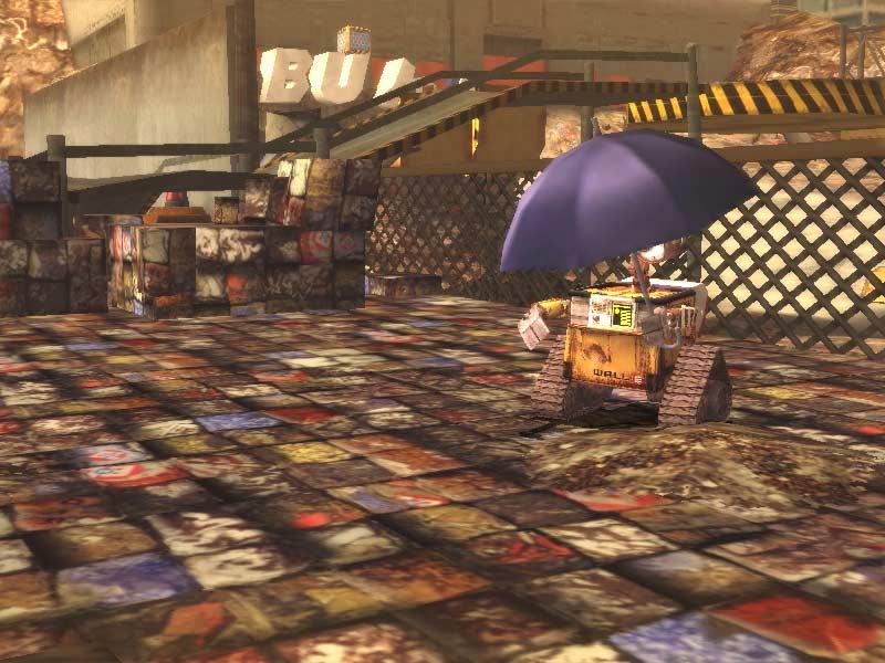 Wall-E (2008 Jeu vidéo THQ pour PC et MAC)