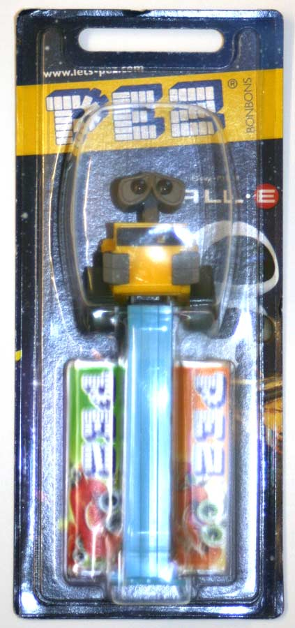 Wall-E (distributeur PEZ 2008)