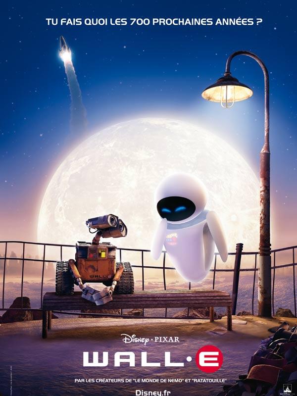 affiche Wall-E (fr)