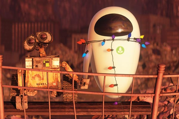 Wall-E et Eve