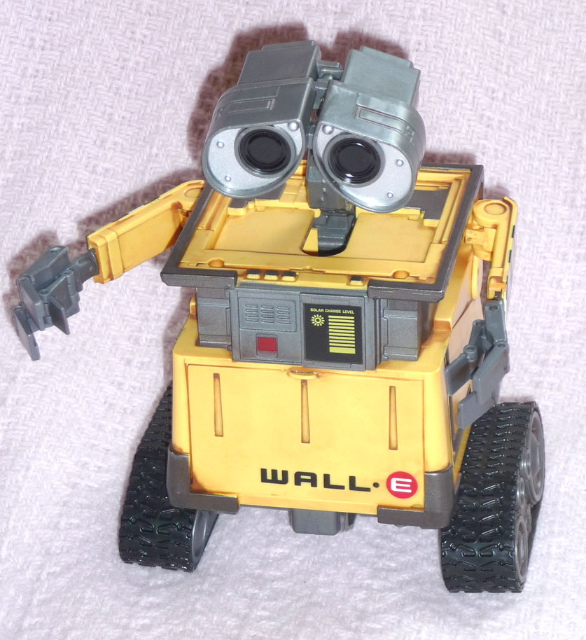 Wall-E transformable