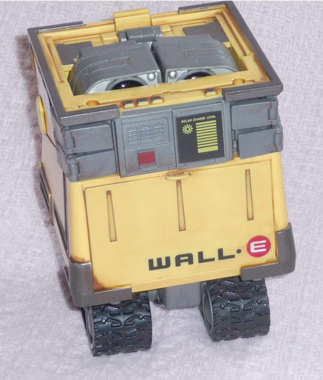 Transforming Wall-E (2008)
