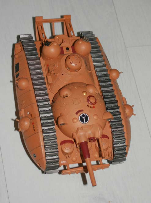 Akuyaku Tau Warhammer 40000