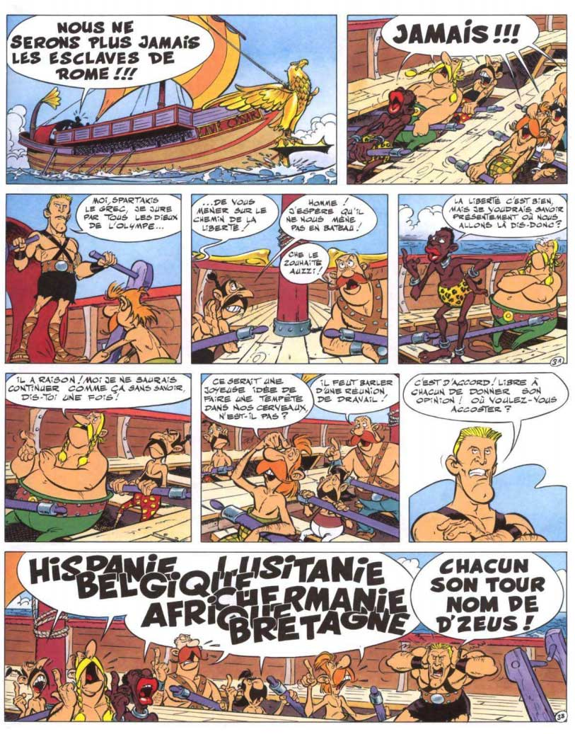 T30 : La Galère d'Obélix (Astérix) page 3