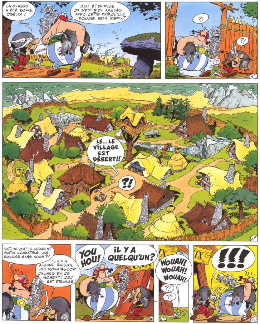 T31 : Astérix et Latraviata page 1