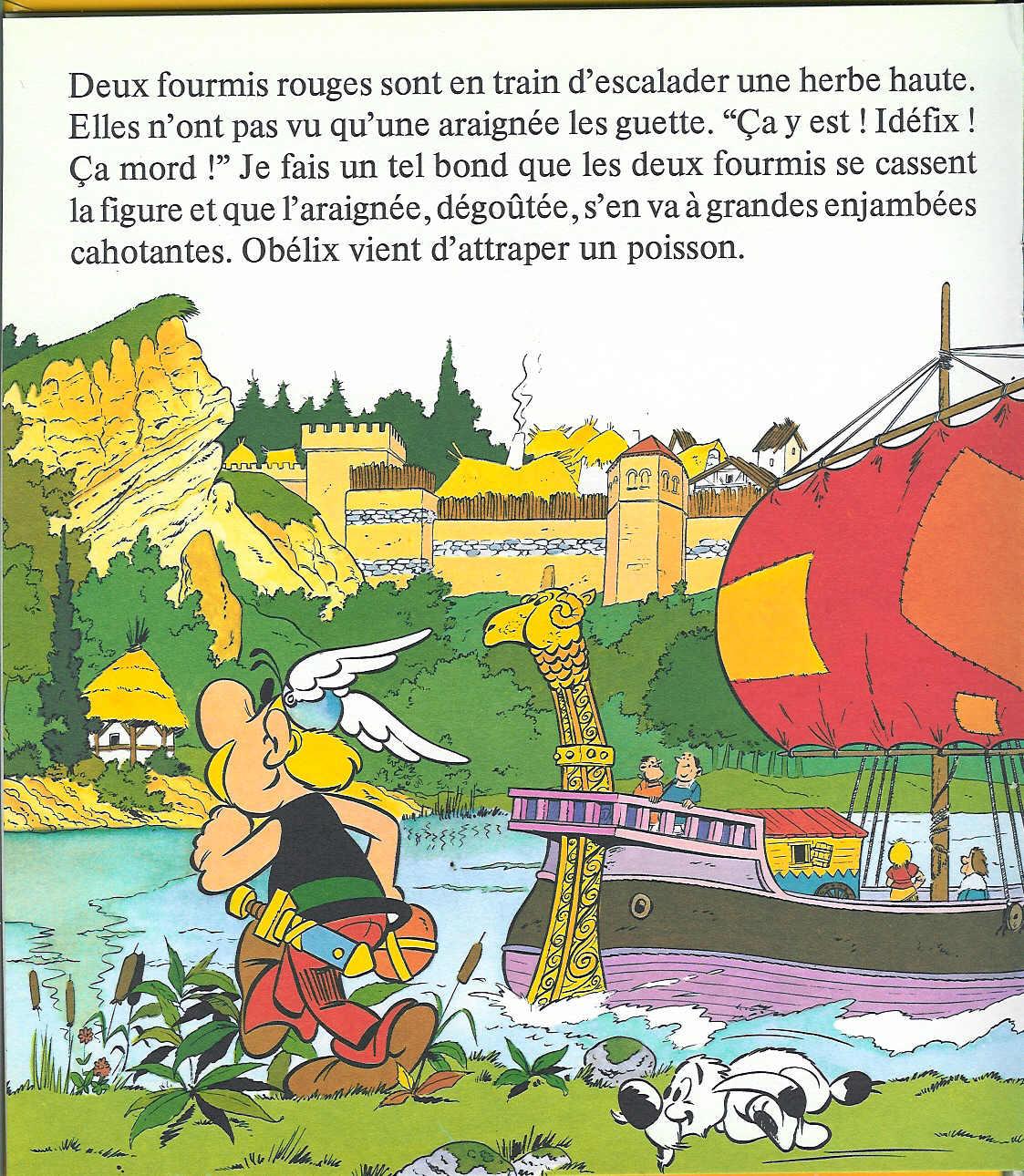 T03 : Idéfix au cirque (page 2)