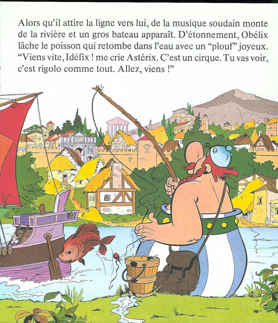 T03 : Idéfix au cirque (page 3)