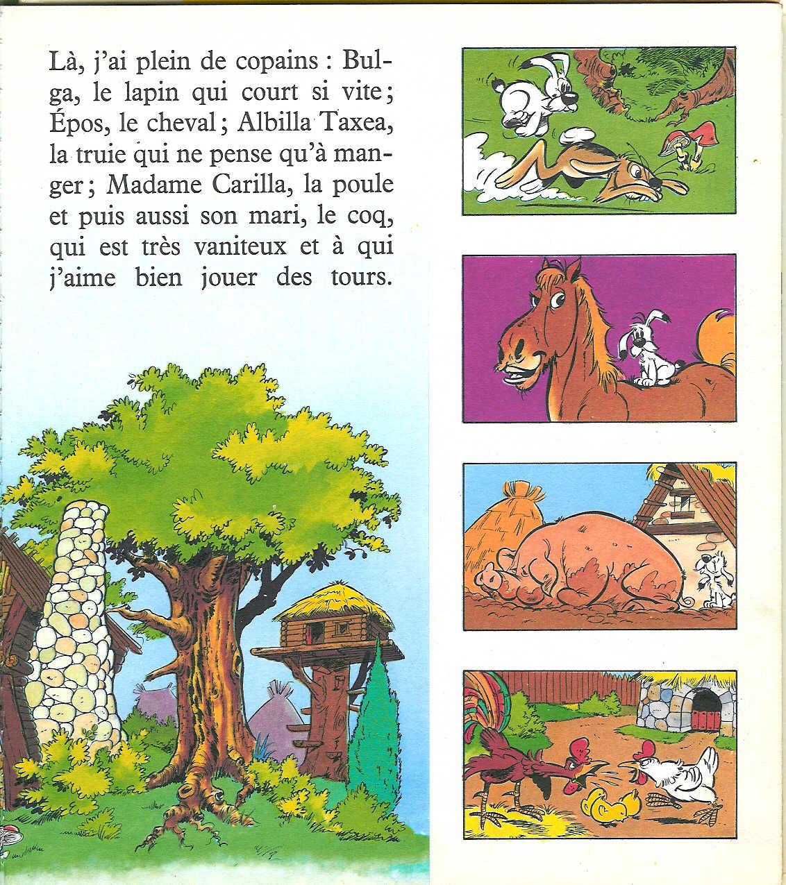 T01 : Idéfix se fait un ami (page 2)
