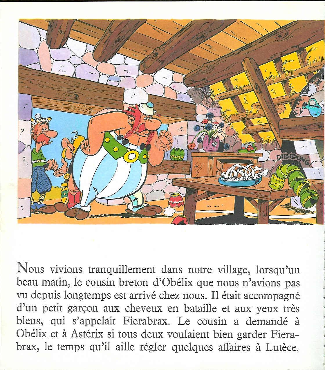 T03 : L'orage (Idéfix) page 1