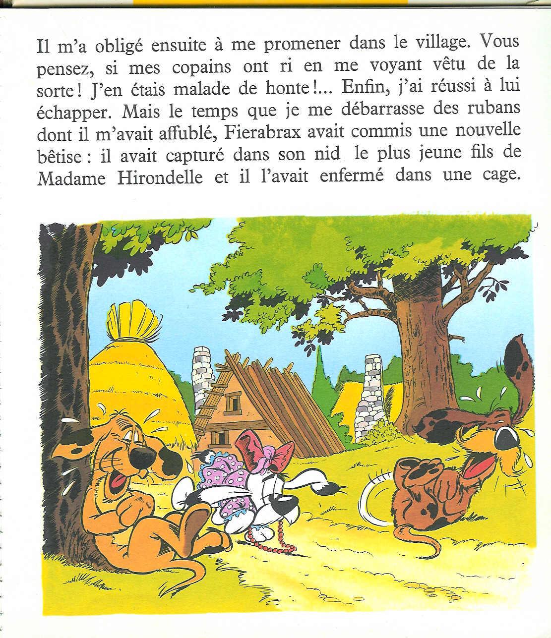 T03 : L'orage (Idéfix) page 4