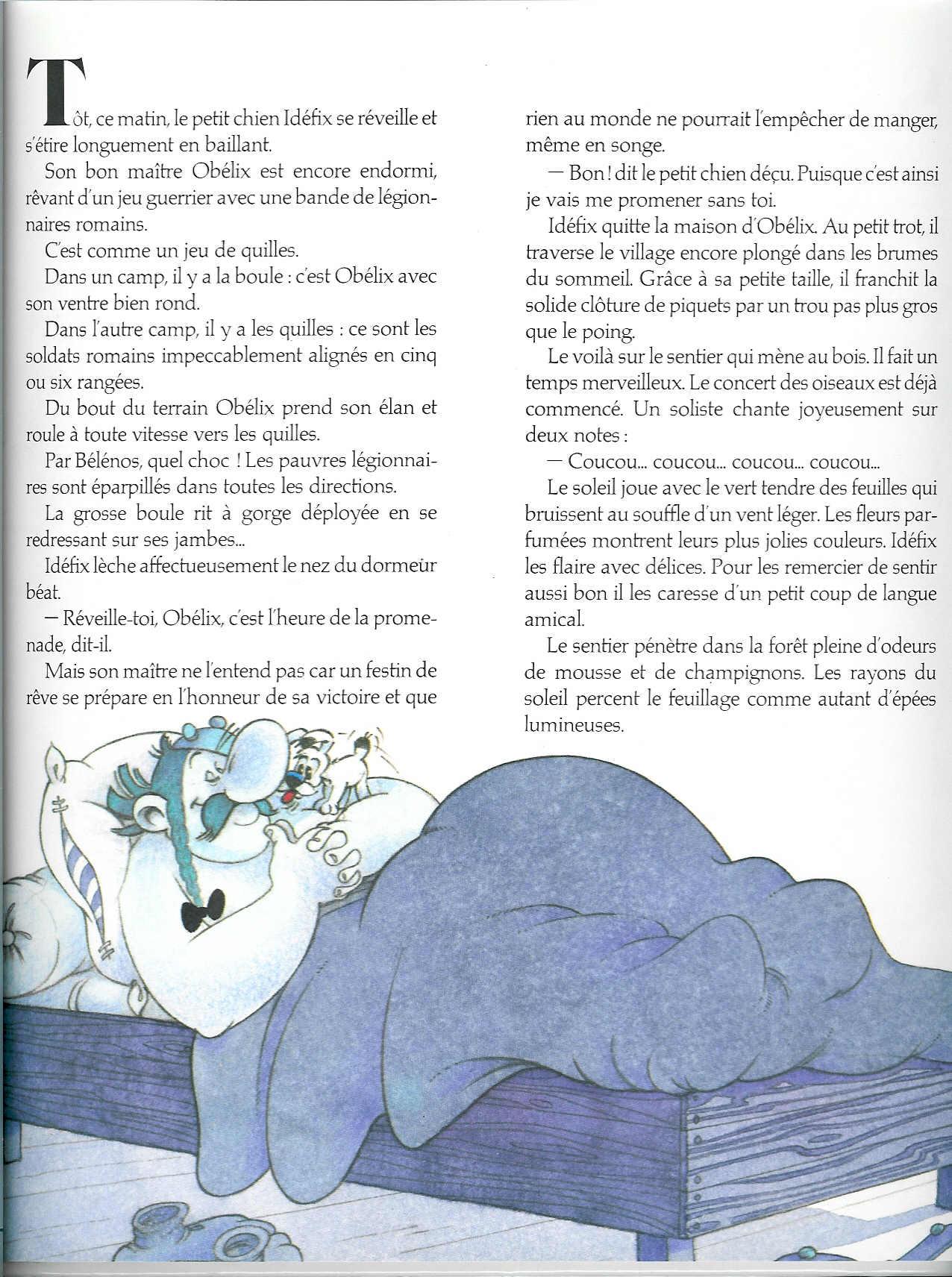 T01 : Le vilain petit aiglon (Idéfix) page 2
