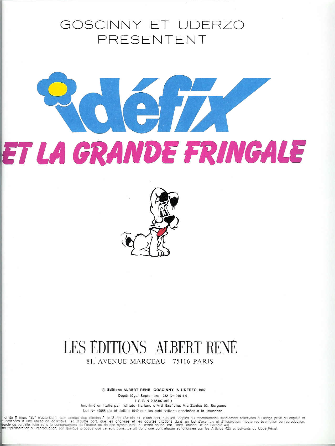 T02 : Idéfix et la grande fringale (page 1)