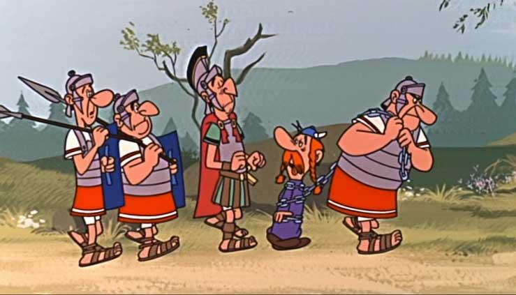 Astérix le Gaulois film animé 1