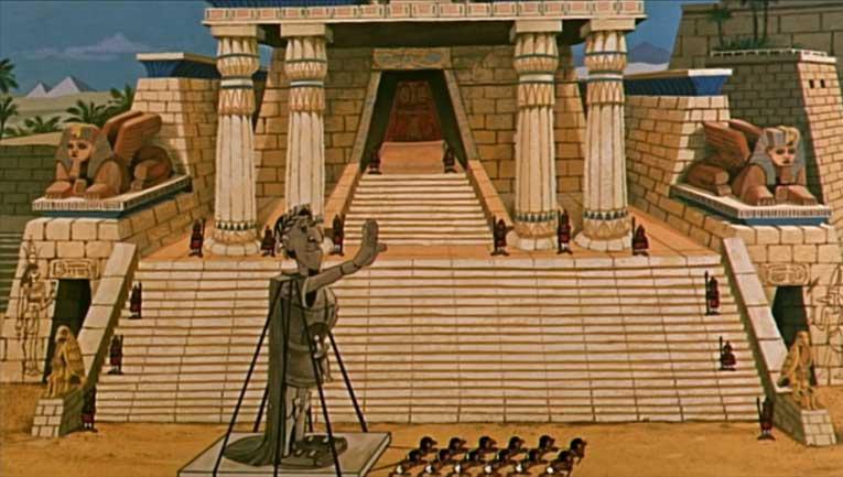 Astérix et Cléopâtre (dessin animé 1968)