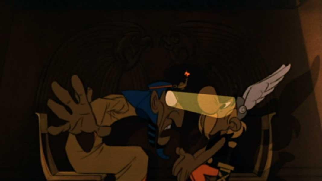 Les 12 travaux d'Astérix (film animé 1976)