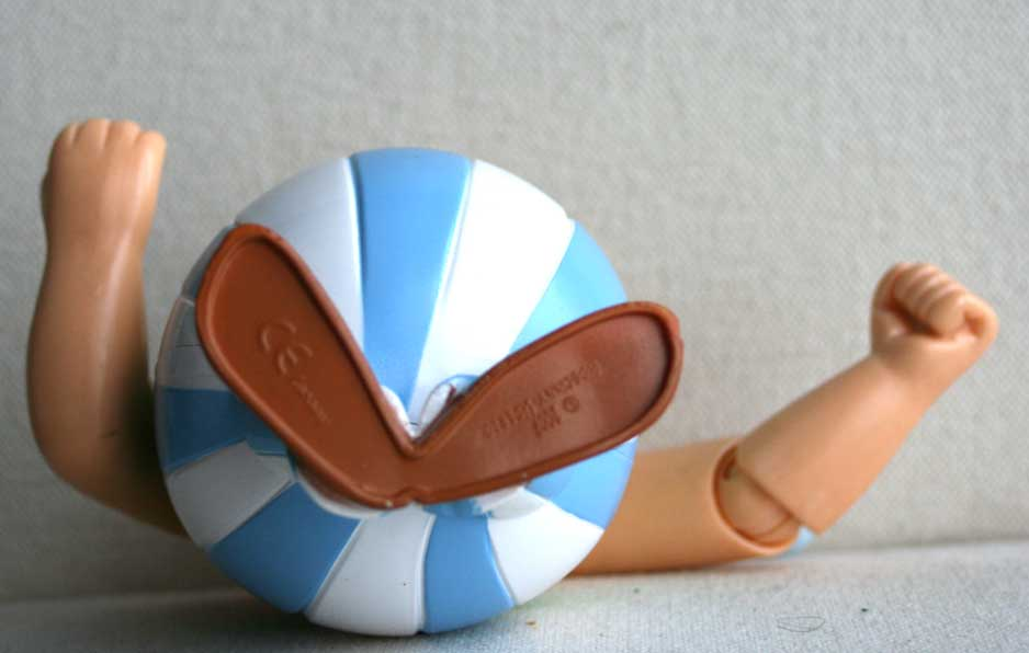 Figurine Lansay : Obélix (2008)