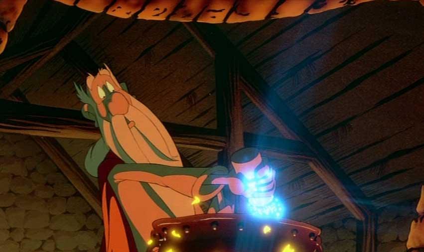 Astérix et la surprise de César (1985)