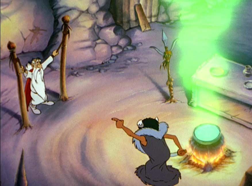 Astérix et les Indiens (Panoramix capturé)