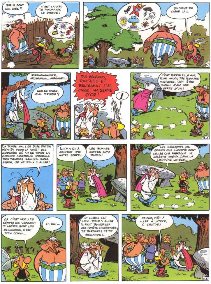 ASTERIX SERPE D OR PDF