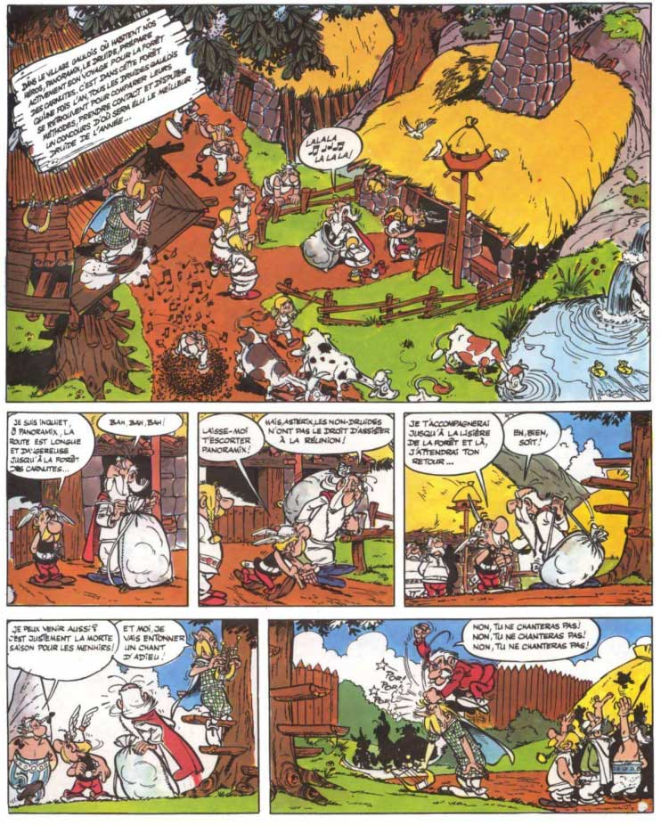 T3 : Astérix et les Goths P1